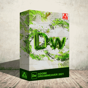 Adobe Dreamweaver 2021 300x300