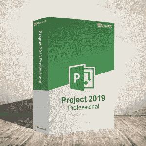 Microsoft 2019 Project Pro Plus Dijital Ürün Anahtarı