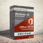 Windows 10 Home & Office 2019 Pro Plus Dijital Ürün Anahtarı