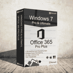 Windows 7 Pro Office 365 300x300