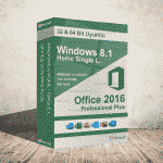 Windows 8 Home Dijital Ürün Anahtarı