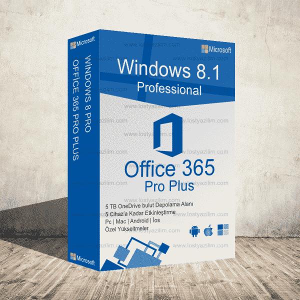 Windows 8.1 Pro & Office 365 Pro