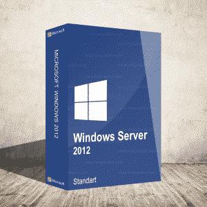 Windows 2012 Server Standart Dijital Ürün Anahtarı