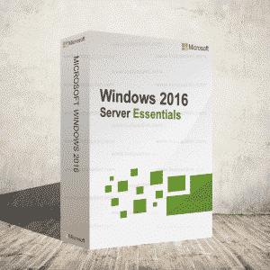 Windows 2016 Server Essentials Dijital Ürün Anahtarı