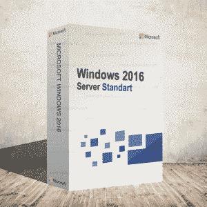 Windows 2016 Server Standart Dijital Ürün Anahtarı