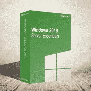 Windows 2019 Server Essentials Dijital Ürün Anahtarı
