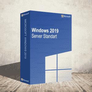 Windows 2019 Server Standart Dijital Ürün Anahtarı
