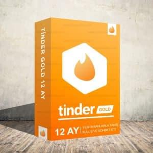 Tinder Gold 12 Aylık Dijital Abonelik Kodu